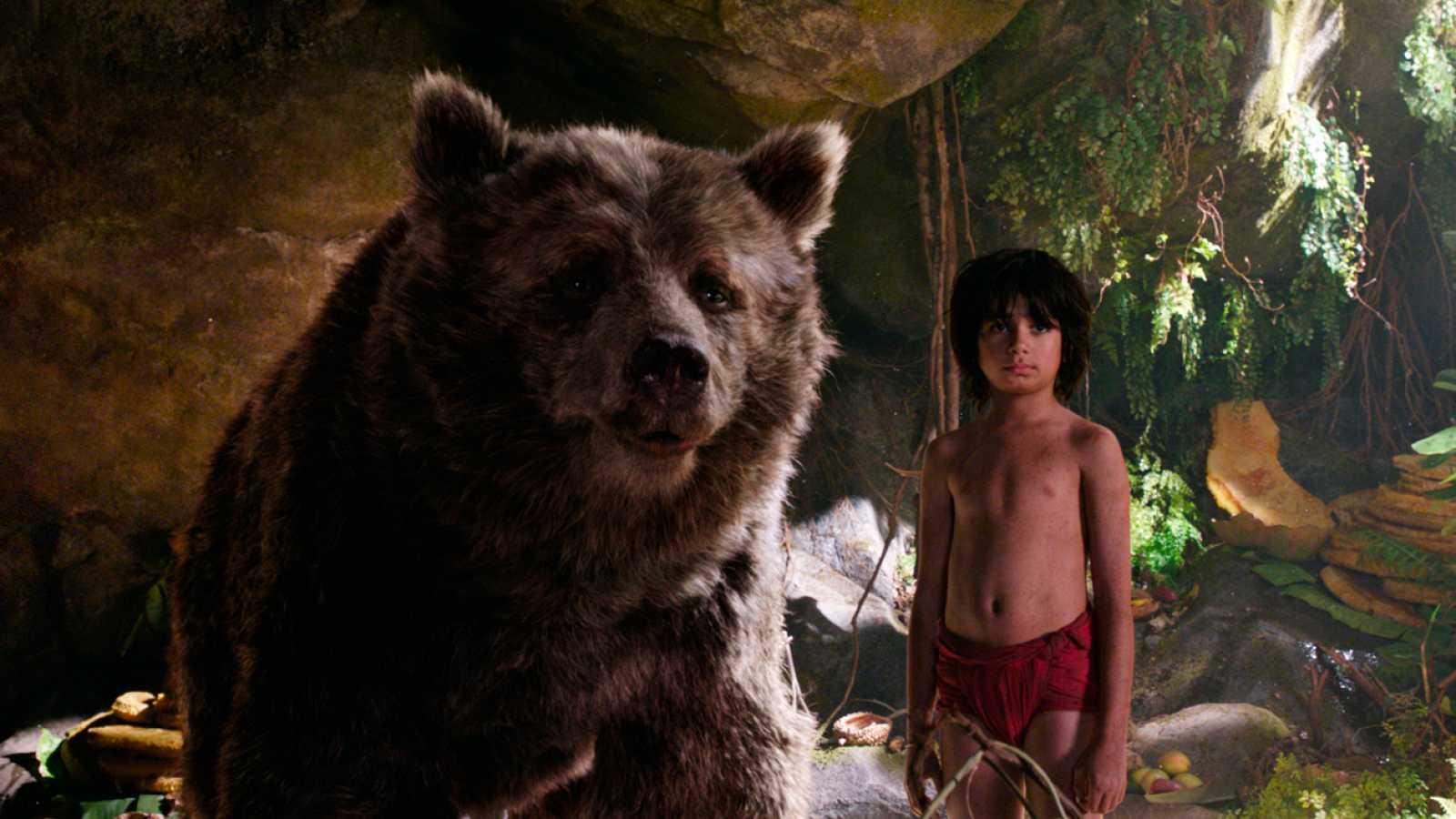 RTVE.es os ofrece un clip exclusivo de 'El libro de la selva', de Disney -  RTVE.es