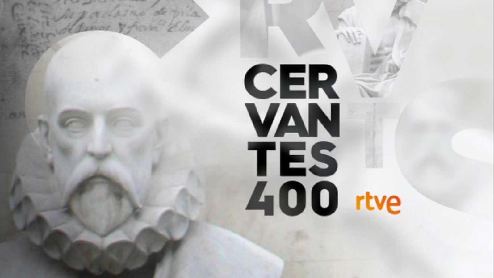 RTVE ha preparado una programación especial bajo el lema ¿RTVE Pasión por Cervantes¿ para conmemorar el 400º aniversario de la muerte de Cervantes y su aportación al mundo de las letras y la cultura universal.