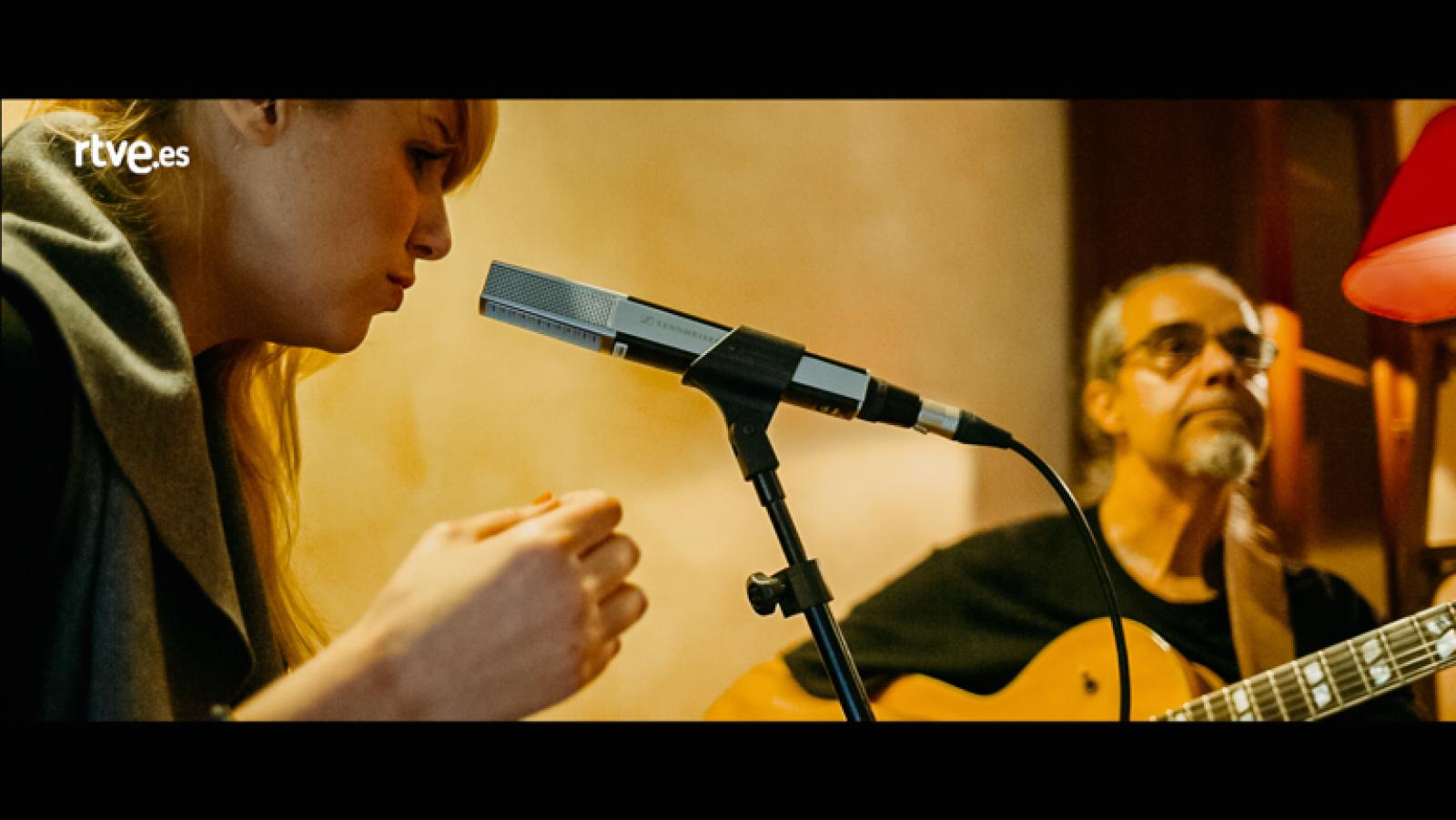 Canarias Suena - Noa Lur & Eliseo Lloreda 'Afro Blues' 18/04/16 - Ver ahora