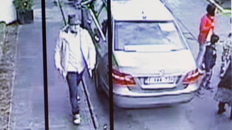 Bélgica difunde un vídeo del recorrido que hizo el 'terrorista del sombrero' tras los atentados