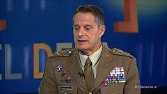 El Debat de La 1 - Entrevista amb el Tinent General Ricardo Álvarez-Espejo