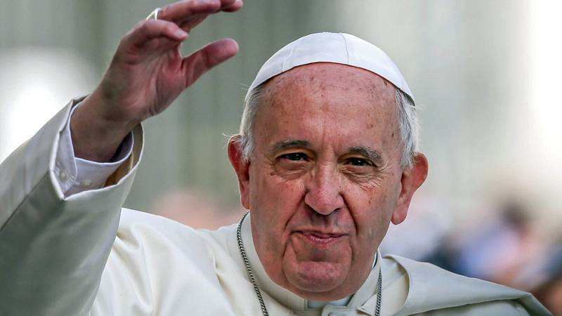 El Papa defiende el respeto a los homosexuales y su no discriminación