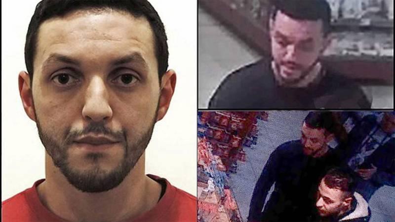 Arrestan a Mohamed Abrini, uno de los sospechosos de los atentados de París