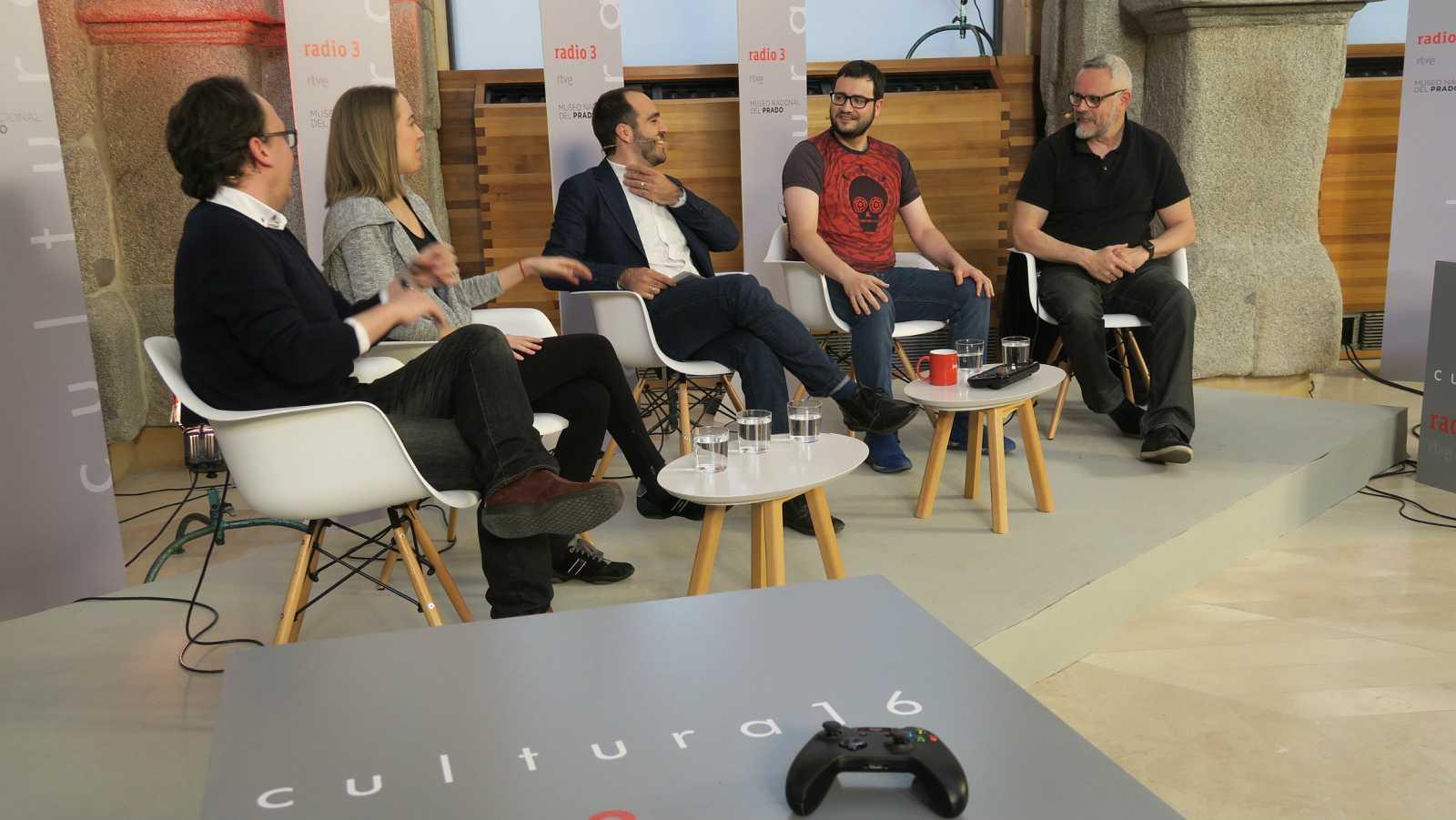 VIDEO: Videjuegos, creatividad interactiva