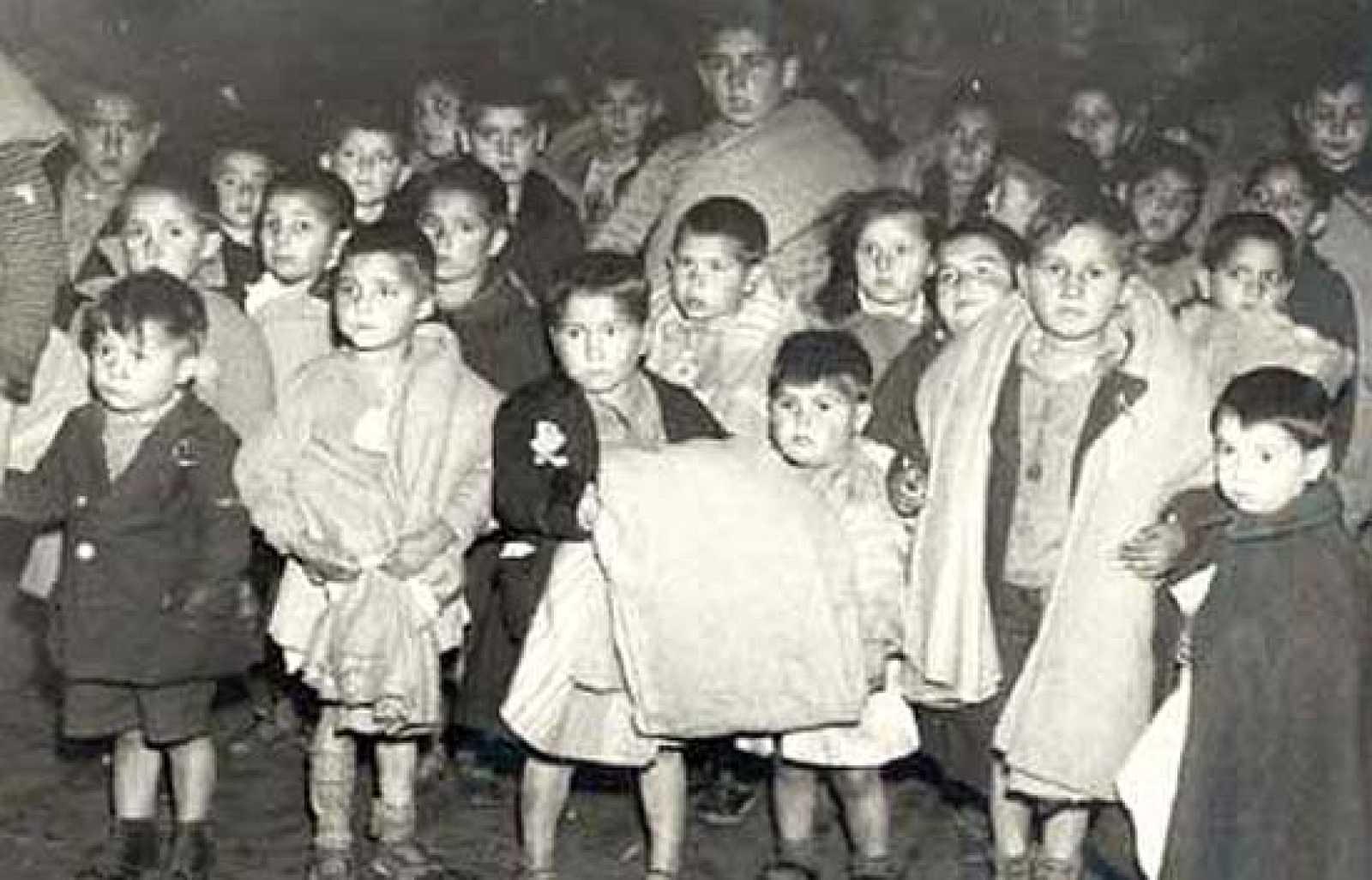 Los niños robados del franquismo reclaman su memoria