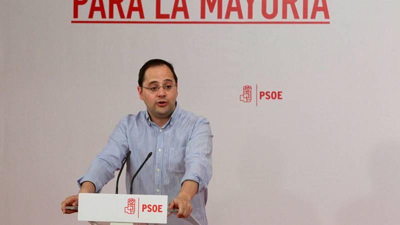 El PSOE asegura que está actuando con coherencia y responsabilidad