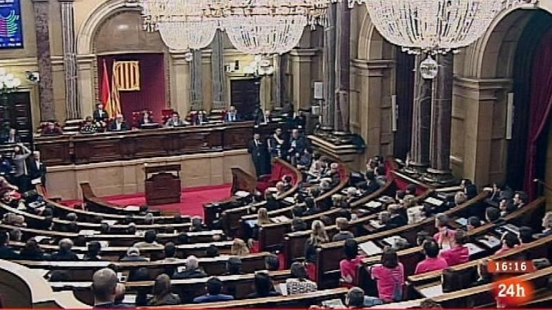Parlamento - Otros parlamentos - Cataluña confirma la declaración - 09/04/2016