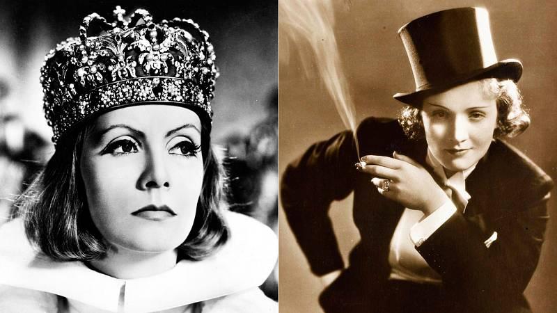 Avance del documental 'Marlene Dietrich y Greta Garbo: El Ángel y la Divina'