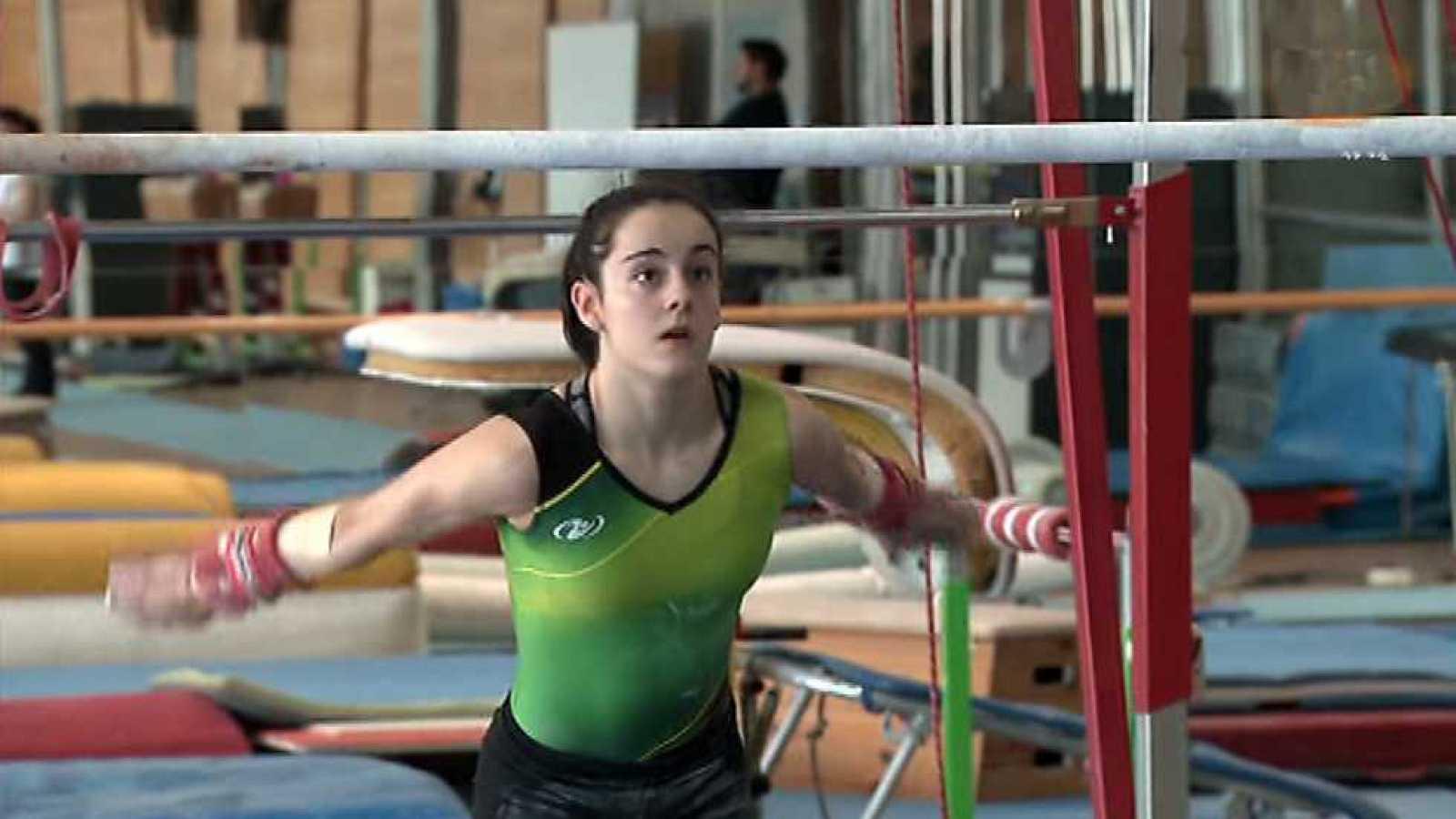 Objetivo Río - Programa 108 -  Gimnasia - ver ahora