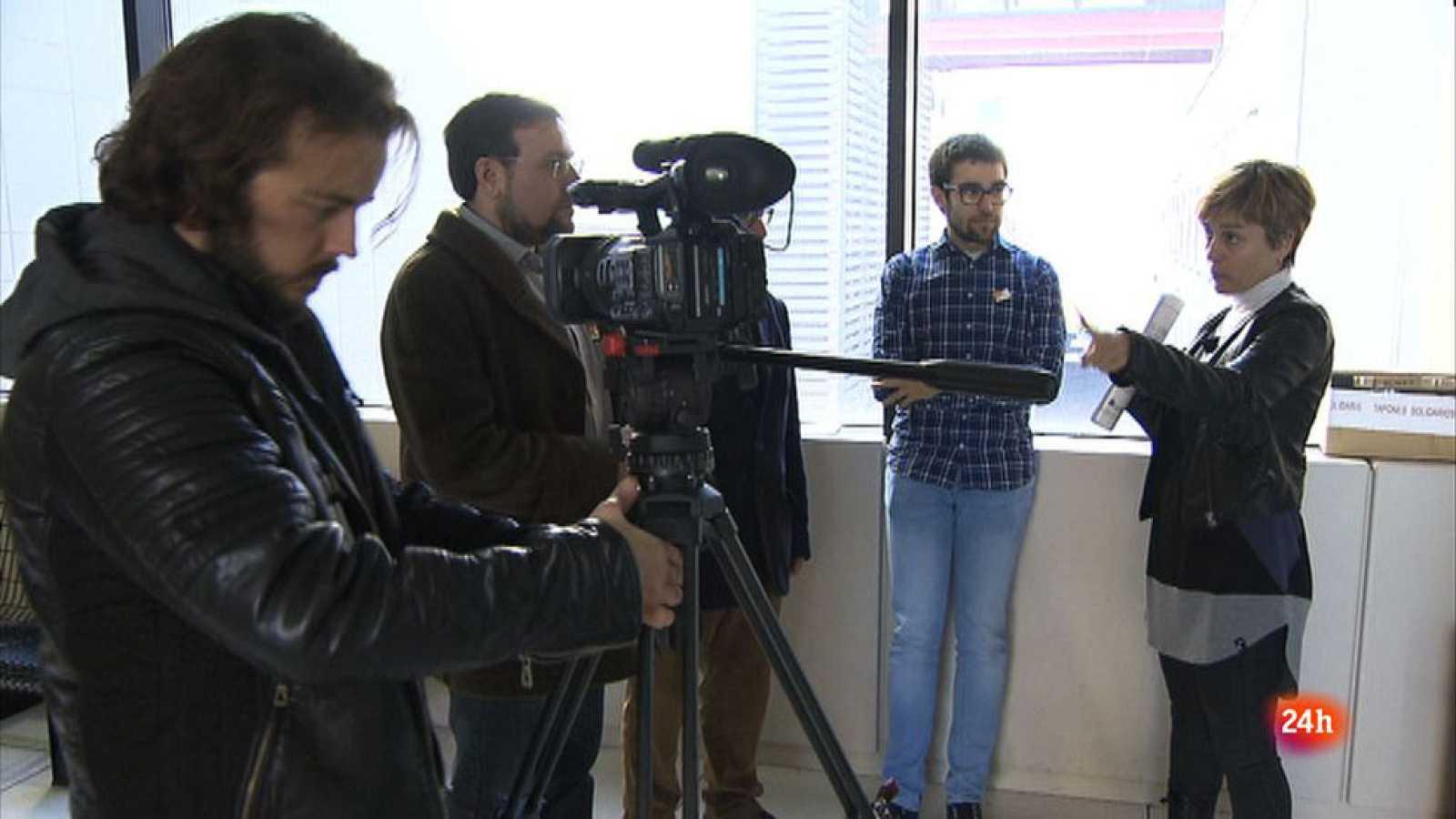 Lab24 - Reportaje - Científicos ante los medios