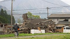 Al menos 25 personas han muerto en el segundo terremoto que sufre Japón