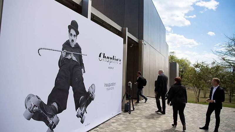 La mansión suiza en la que vivió Charles Chaplin se convierte en museo