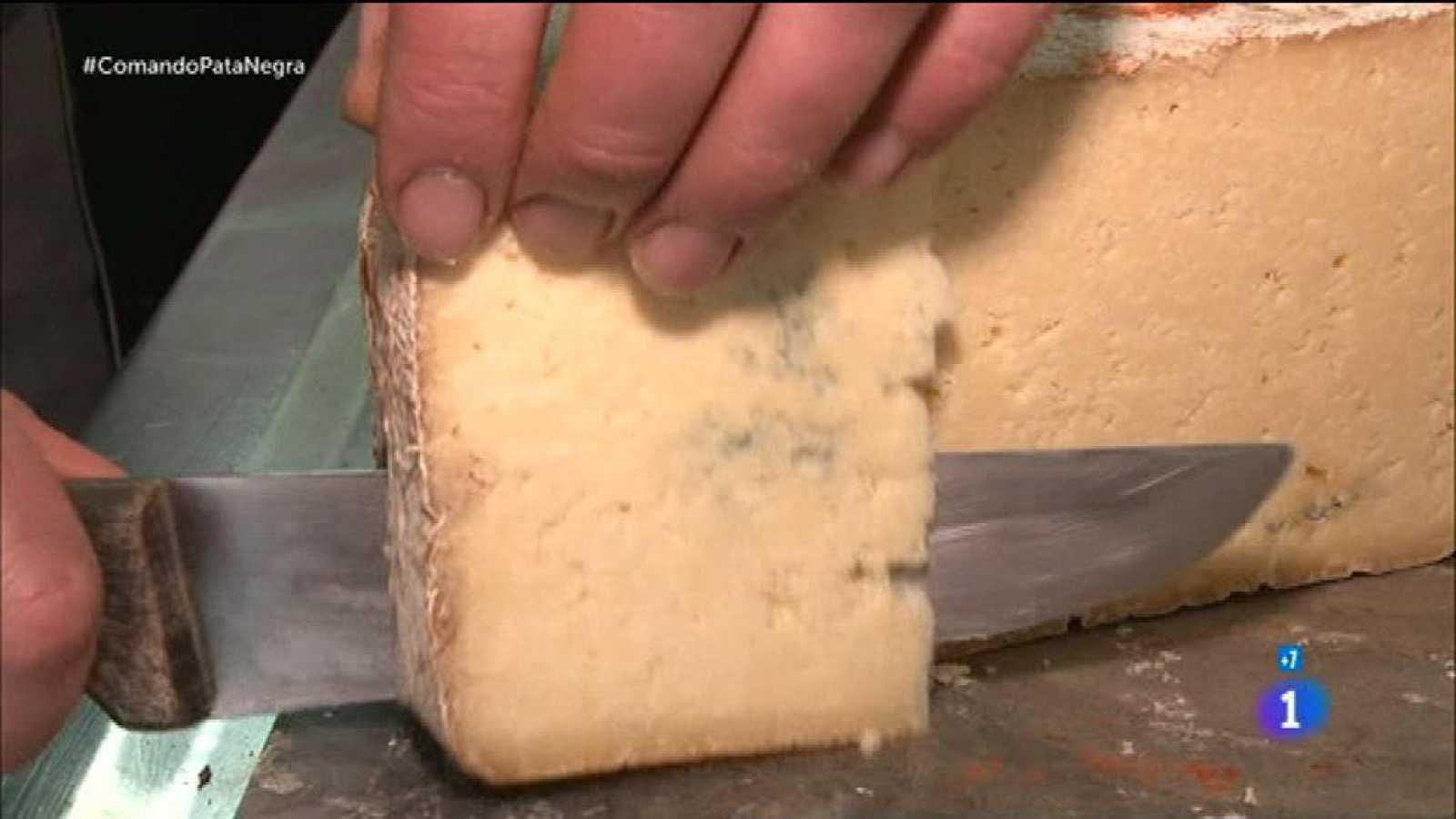 Comando Actualidad - De pata negra - El queso más caro de España