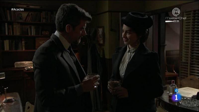 Acacias 38 - Mauro y Teresa traman un plan para destapar a Cayetana