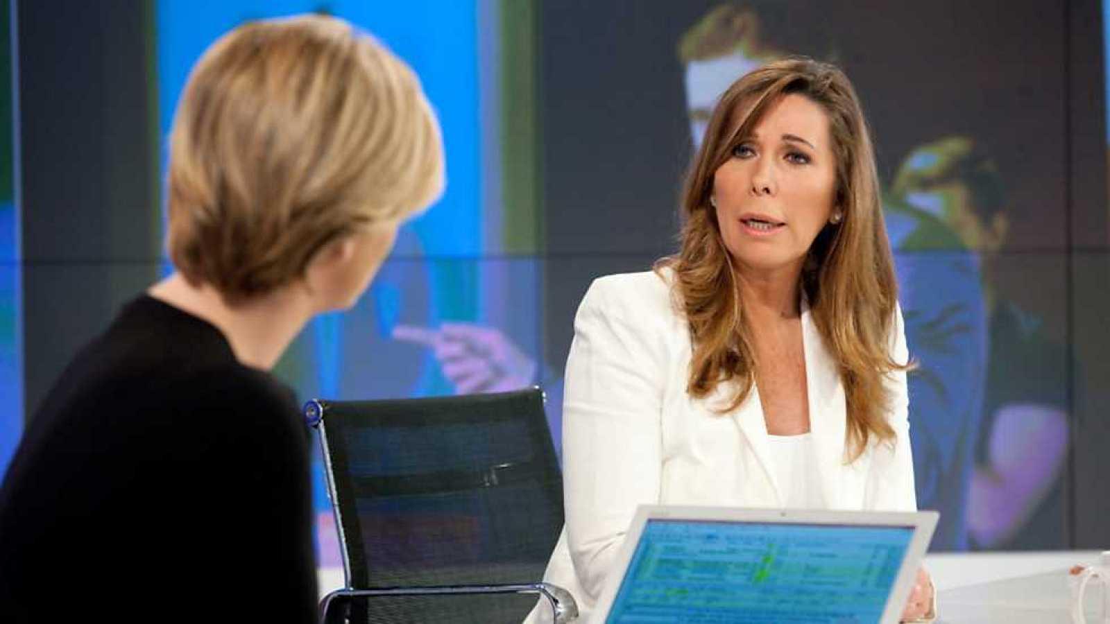 Los desayunos de TVE - Alicia Sánchez-Camacho, presidenta del PP de Cataluña - Ver ahora