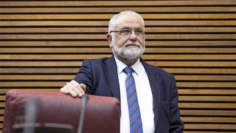 La Audiencia Nacional propone juzgar a Juan Cotino por adjudicaciones a 'Gürtel' con motivo de la visita del papa