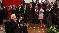 Especial informativo - Entrega del Premio Cervantes 2015