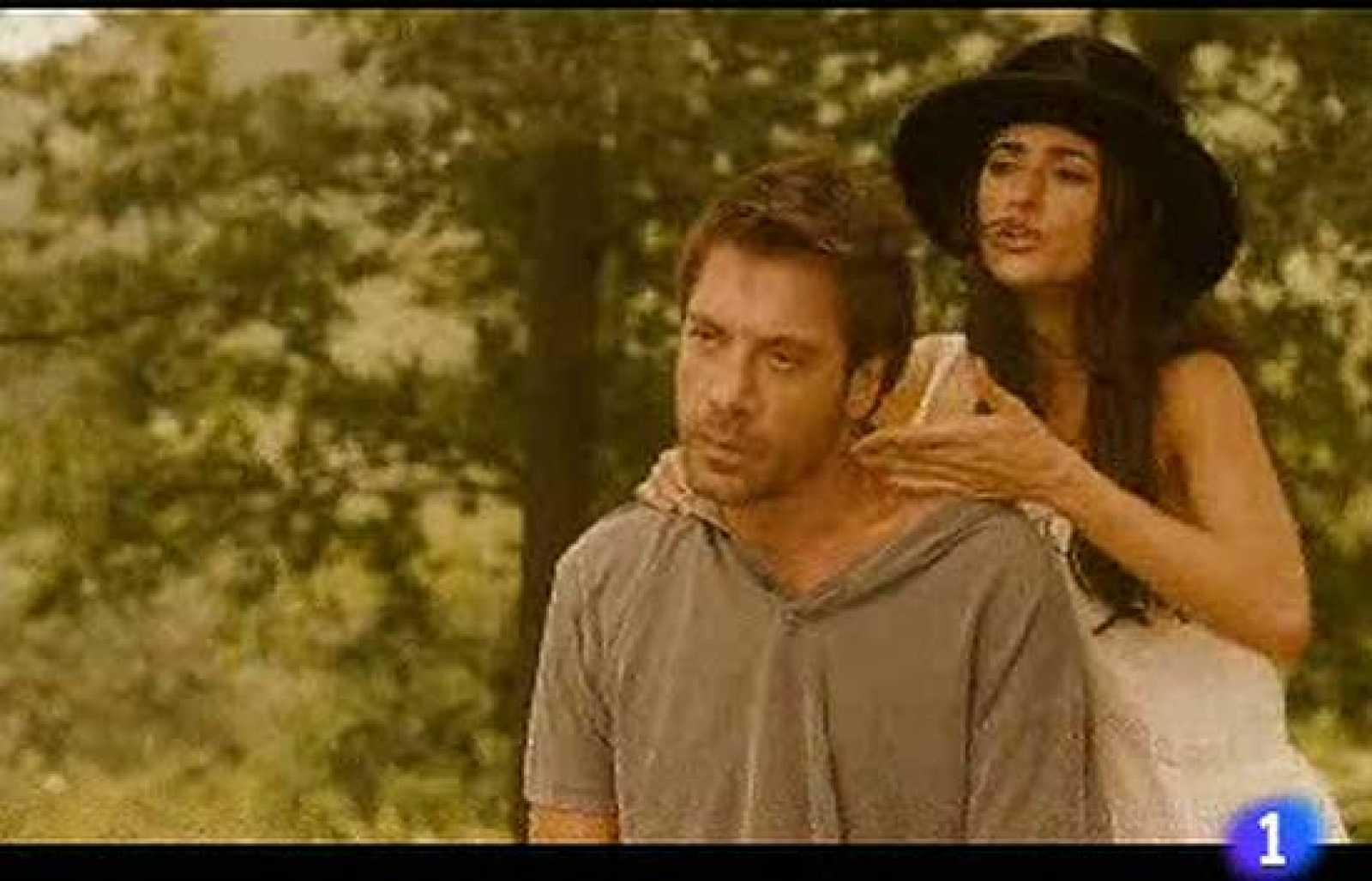 La actriz Penélope Cruz sigue cosechando éxitos en EE.UU por su papel en Vicky Cristina Barcelona de Woody Allen.