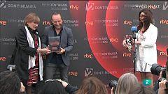 Vespre a La 2 - Premis Continuarà 2016