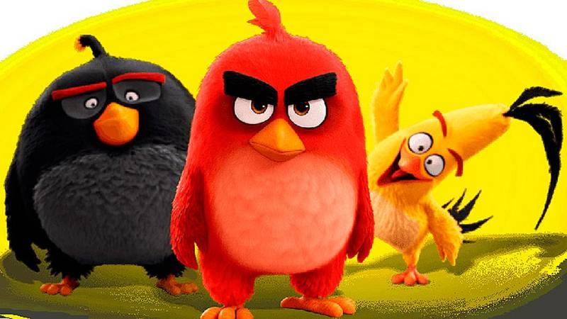 Llega a los cines 'Angry Birds, la película'