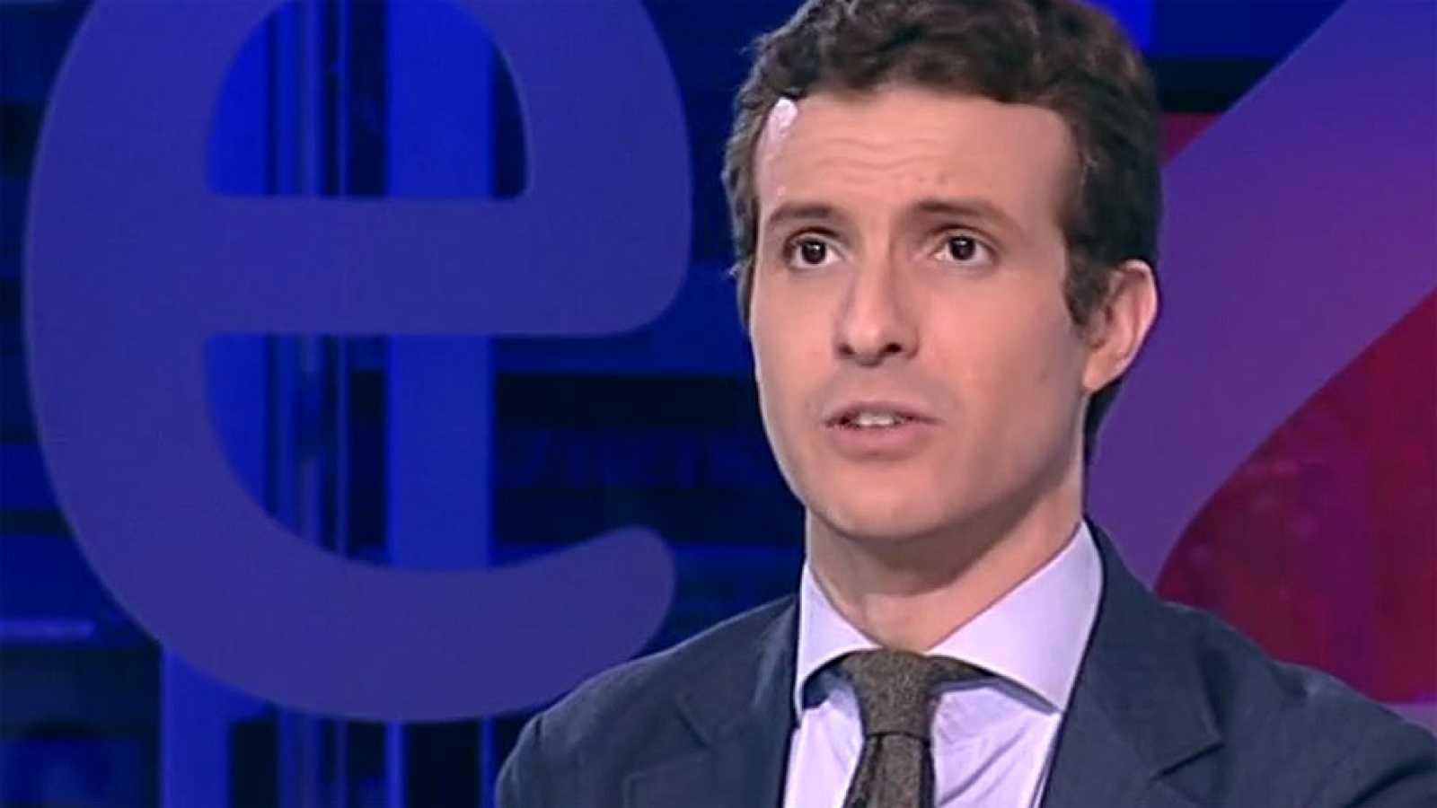 """El PP ve """"poco margen"""" para un pacto y Rajoy trasladará al rey que no tiene apoyos para ser investido"""