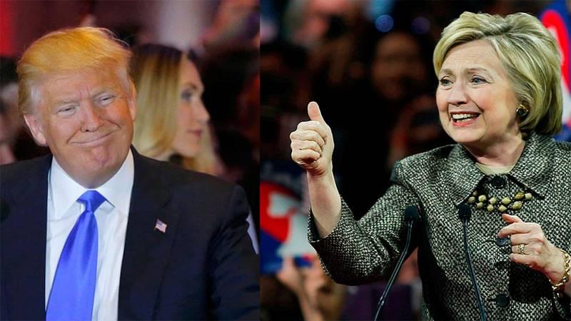 Donald Trump arrasa en las primarias del noreste y acecha la nominación