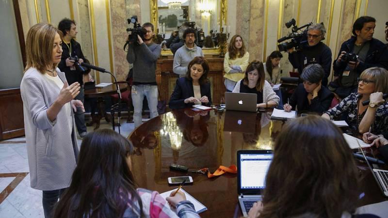 """Chacón afirma que los motivos políticos de su renuncia """"no son relevantes"""" y no los desvela"""