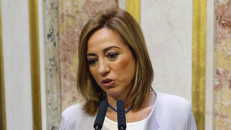 Carme Chacón no encabezará la lista del partido socialista por Barcelona