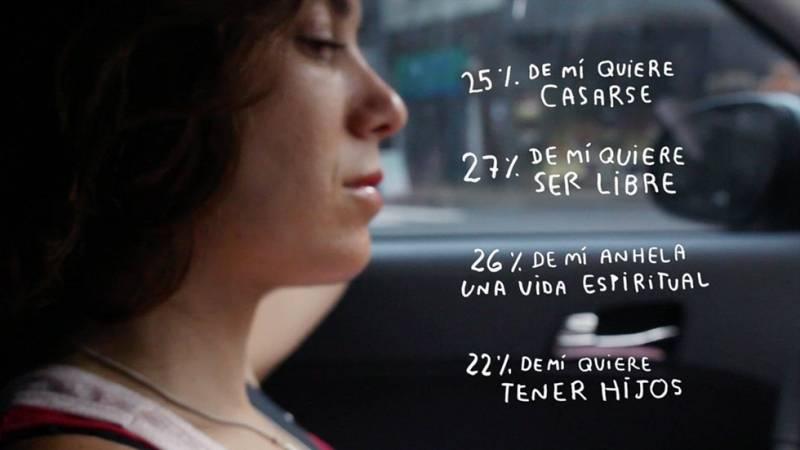DocumentaMadrid 2016: Paula Schargorodsky, directora de '35 y soltera'