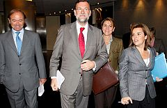 2008 - PP y UPN, divorcio 'a la navarra'