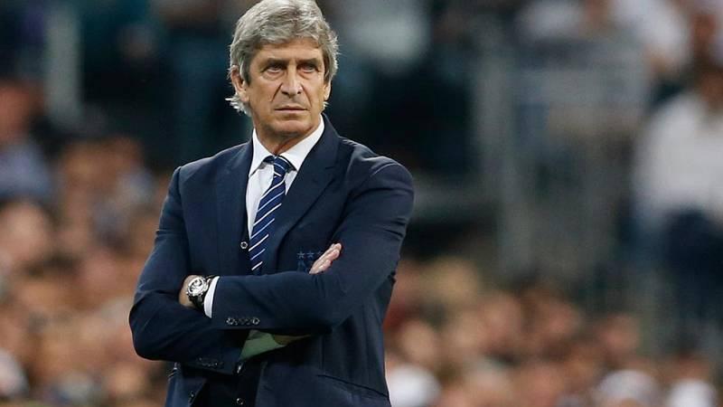 "Pellegrini: ""El Madrid tuvo fortuna"""