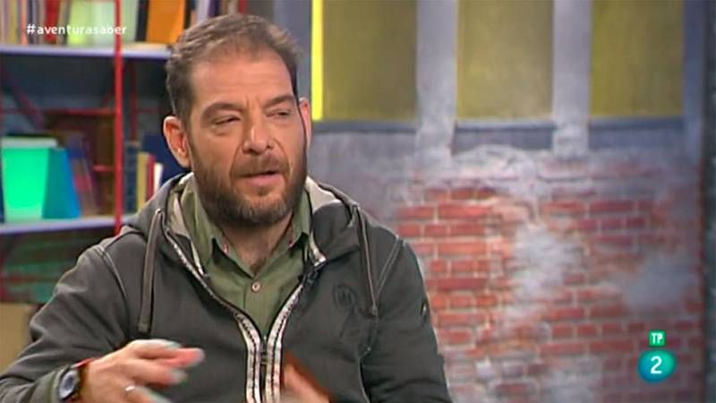 "La aventura del saber - Entrevista a Miquel Silvestre sobre ""Operación Ararat"""