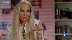 """Ochéntame otra vez - Leticia Sabater: """"Soy consciente de que era un mito erótico para todos"""""""