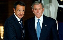 Zapatero, en la Casa Blanca
