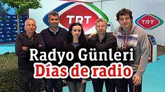 Días de radio en Antalya (Turquía)