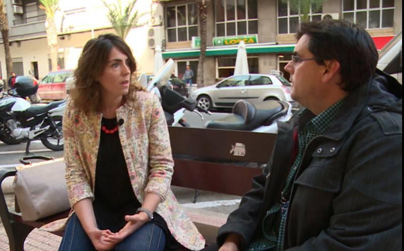 Noelia Hernández tuvo que desconectarse de las redes varios días porque no dejaban de insultarla y amenazarla