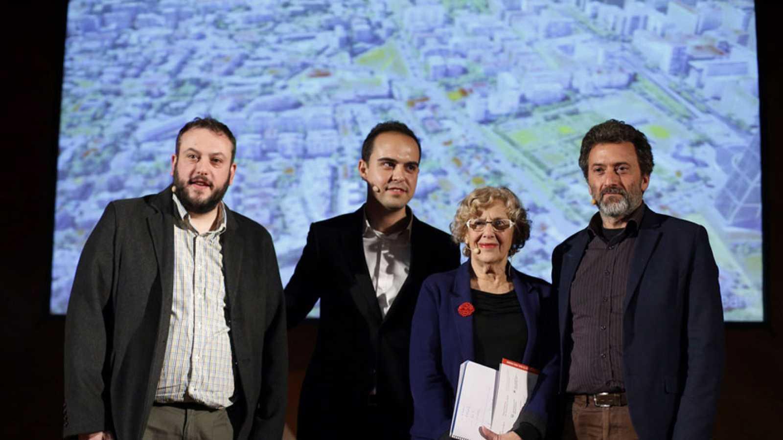 El Ayuntamiento de Madrid reduce 12.000 viviendas al norte de la Castellana
