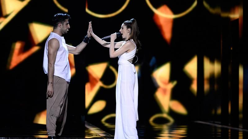 Eurovisión 2016 - Semifinal 1 - Grecia: Argo canta 'Utopian land'