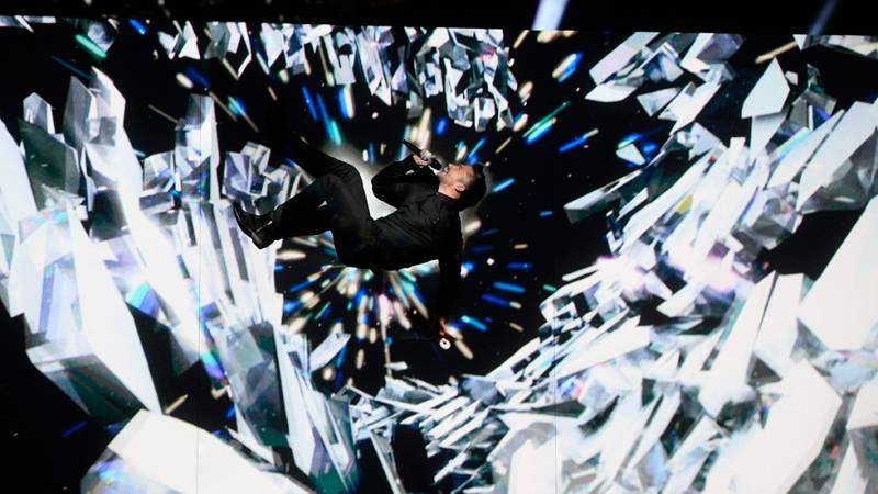Eurovisión 2016 - Semifinal 1 - Rusia: Sergey Lazarev canta 'You Are The Only One'