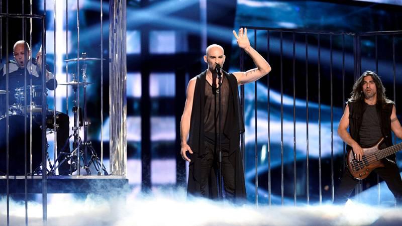 Eurovisión 2016 - Semifinal 1 - Chipre: Minus One canta 'Alter Ego'