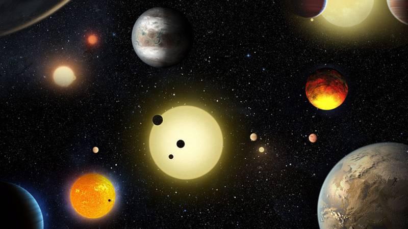 La NASA ha anunciado el descubrimiento de 1.284 nuevos planetas fuera del sistema solar