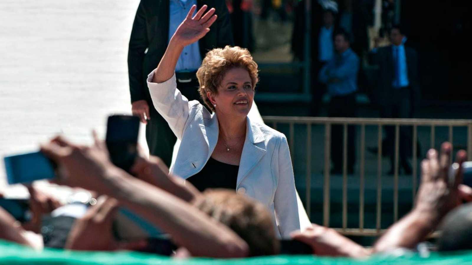 Dilma Rousseff es apartada del cargo de presidenta de Brasil