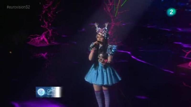Eurovisión 2016 - Semifinal 2 - Avance de la actuación de Alemania