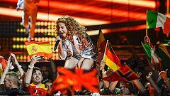 Eurovisión 2016- La retransmisión alternativa de RTVE.es de la segunda semifinal de Eurovisión
