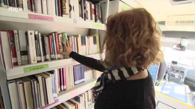 Marisa Fernández, bibliotecaria