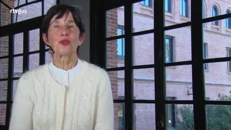 Blanca Calvo, bibliotecaria
