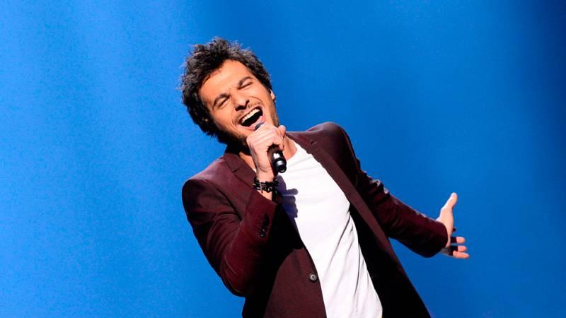 Eurovisión 2016 - Francia: Amir Haddid canta 'J'ai cherché'