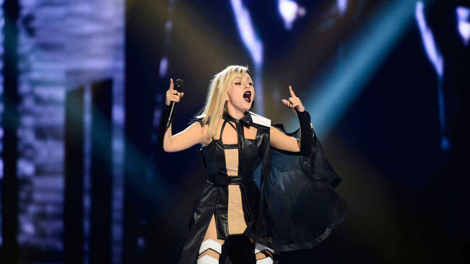 Eurovisión 2016 - Bulgaria: Poli Genova canta 'If Love Was a Crime'