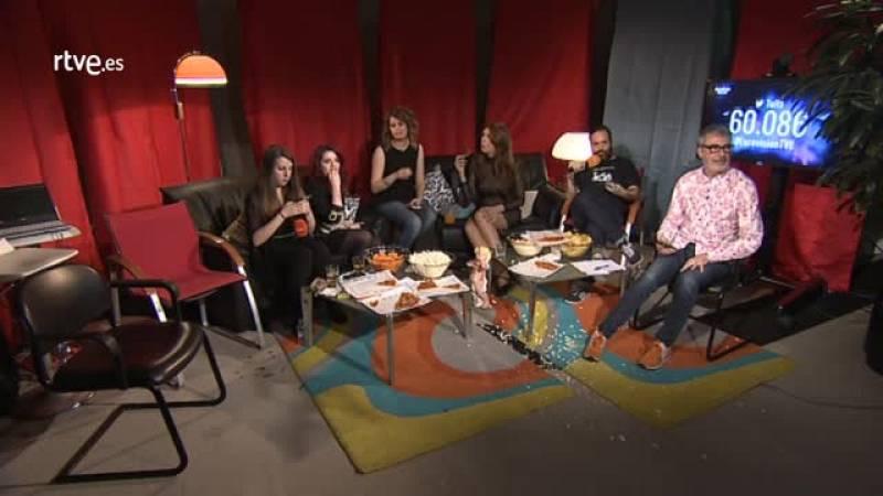 Spain Calling - Las chicas babean con la actuación de Amir en Eurovisión 2016