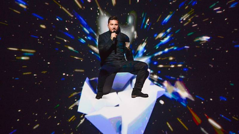 Eurovisión 2016 - Rusia: Sergey Lazarev canta 'You Are The Only One'